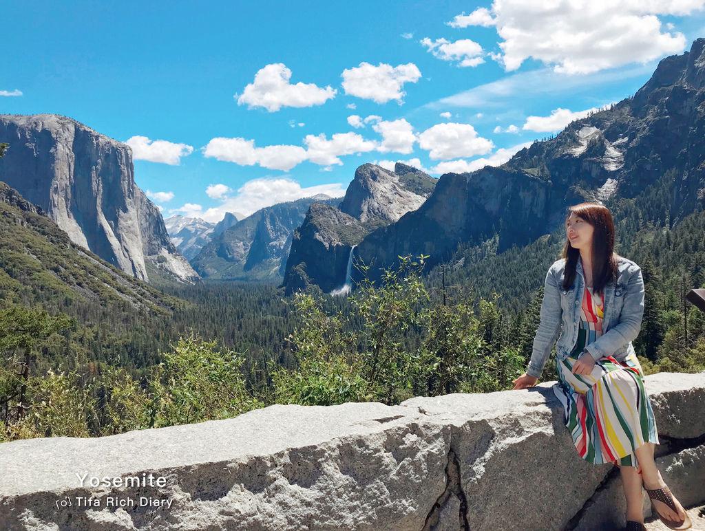 美西旅遊心得之優勝美地國家公園天氣很好之優勝美地一日遊.jpg