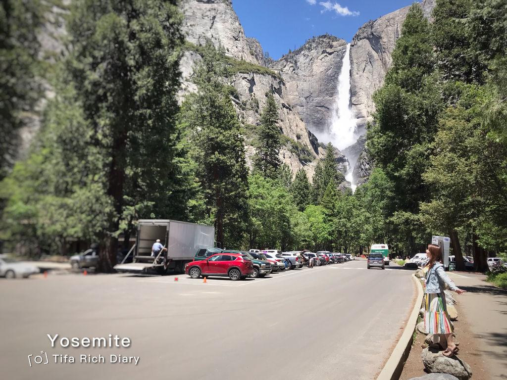 美西旅遊心得之優勝美地瀑布很美一定要去優勝美地國家一日遊.jpg
